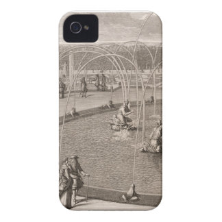 Detail of Fountain of Diana and Apollo at Versaill Case-Mate iPhone 4 Case