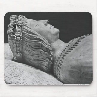 Detail of Francis II Mouse Pad