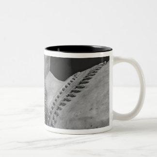 Detail of Francis II Two-Tone Coffee Mug