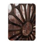 Detail of La Sagrada Familia, Barcelona, Spain Rectangular Photo Magnet