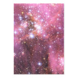 Detail of NGC 346 in Pink Large Business Cards (Pack Of 100)