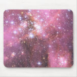 Detail of NGC 346 in Pink Mouse Pad