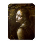 Detail of the Angel Rectangular Magnets