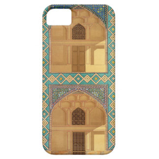 Detail of the Courtyard Arcades in the Medrese-i-S iPhone SE/5/5s Case