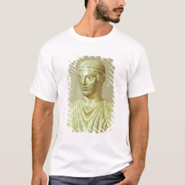 Detail of the Delphi Charioteer, c.470 BC T-Shirt
