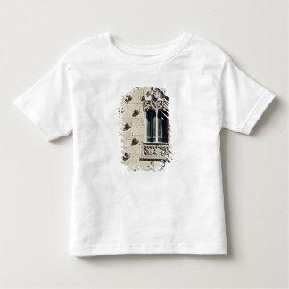 Detail of the exterior of the Casa de la Conchas Toddler T-shirt