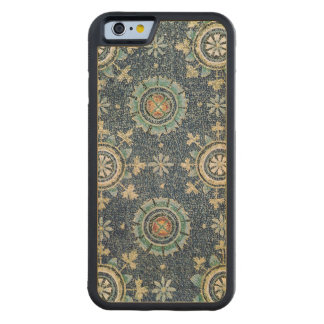 Detail of the floral decoration from the vault carved maple iPhone 6 bumper case