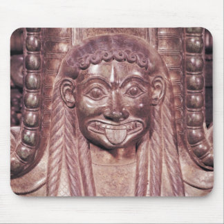 Detail of the gorgon handle from a krater mouse pad