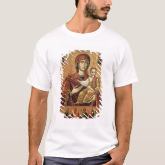 Detail of the Madonna and Child from the Iconostas T-Shirt