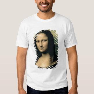 Detail of the Mona Lisa, c.1503-6 T-Shirt
