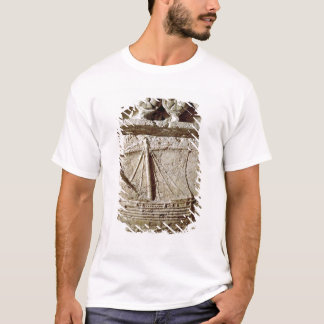 Detail of the Ship Sarcophagus, from Sidon T-Shirt