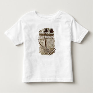 Detail of the Ship Sarcophagus, from Sidon Toddler T-shirt