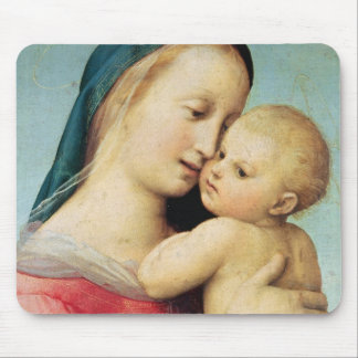Detail of the 'Tempi' Madonna, 1508 Mouse Pad