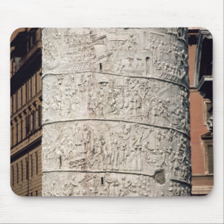 Detail of Trajan's Column Mouse Pad