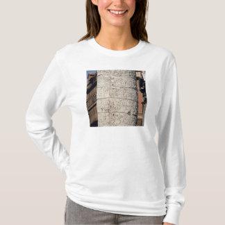 Detail of Trajan's Column T-Shirt