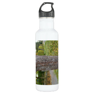 Detail of Tree Bark Texture Water Bottle