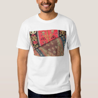 Detail of two prayer rugs T-Shirt