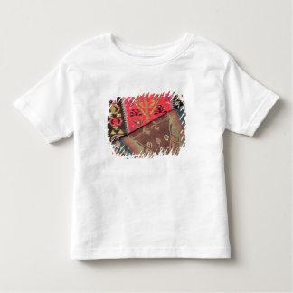 Detail of two prayer rugs toddler t-shirt