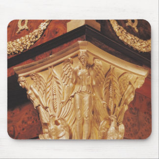 Detail of winged victory mouse pad