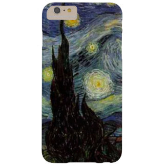 Detail Starry Night by van Gogh iPhone 6 Plus Case