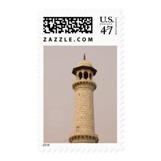 Detail, Taj Mahal, Agra, Uttar Pradesh, India Postage