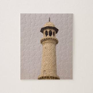 Detail, Taj Mahal, Agra, Uttar Pradesh, India Puzzles