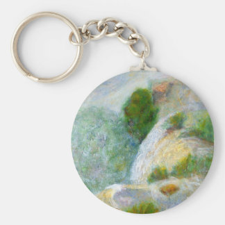Detail, Waterfall in the Mist, Keychain