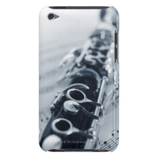 Detailed Clarinet iPod Touch Cases