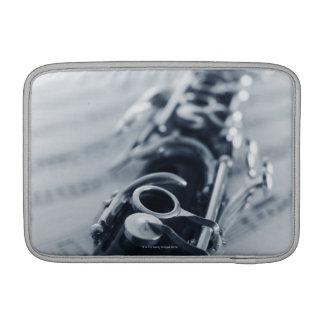 Detailed Clarinet MacBook Air Sleeve
