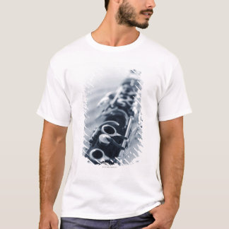Detailed Clarinet T-Shirt