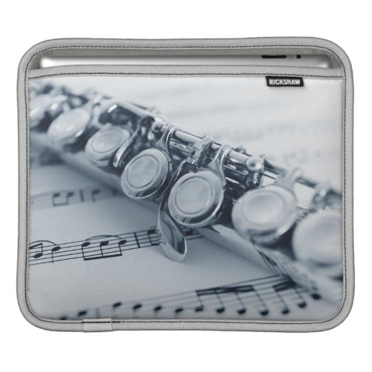 Detailed Flute Sleeve For iPads