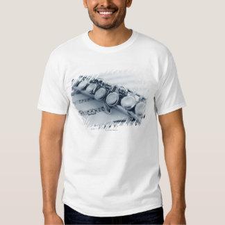 Detailed Flute T-Shirt