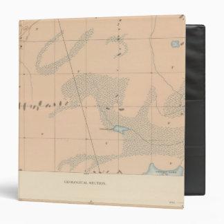 Detailed Geology Sheet IX Binder