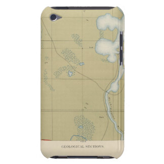 Detailed Geology Sheet VI iPod Touch Cover