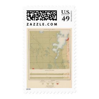 Detailed Geology Sheet VI Stamp