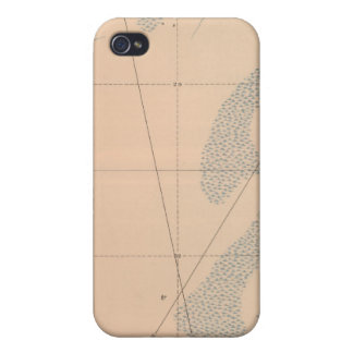 Detailed Geology Sheet VII iPhone 4 Cases