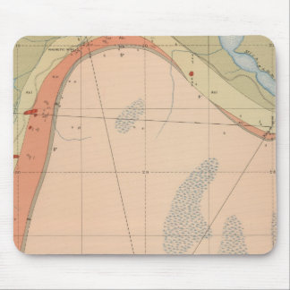 Detailed Geology Sheet VII Mouse Pad