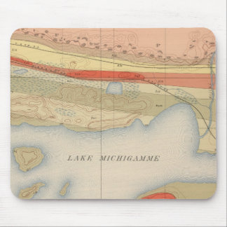 Detailed Geology Sheet VIII Mouse Pad