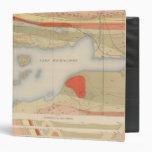 Detailed Geology Sheet VIII Vinyl Binder