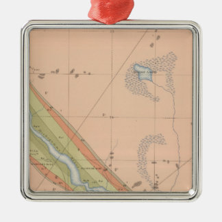 Detailed Geology Sheet X Christmas Tree Ornaments