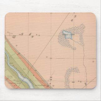 Detailed Geology Sheet X Mouse Pad