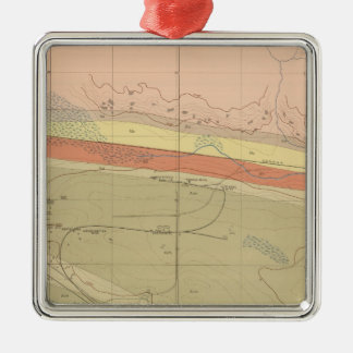 Detailed Geology Sheet XII Christmas Ornaments