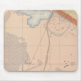 Detailed Geology Sheet XIII Mouse Pad