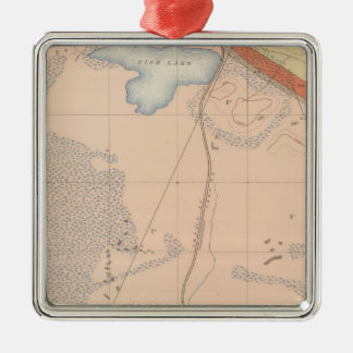 Detailed Geology Sheet XIII Christmas Tree Ornament