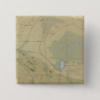 Detailed Geology Sheet XIX Pinback Button