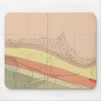 Detailed Geology Sheet XVI Mouse Pad