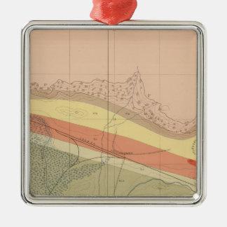 Detailed Geology Sheet XVI Ornament