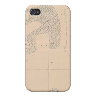 Detailed Geology Sheet XVII iPhone 4/4S Covers