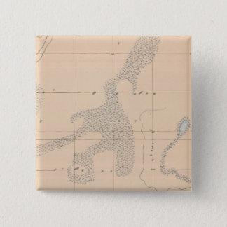 Detailed Geology Sheet XVII Pinback Button