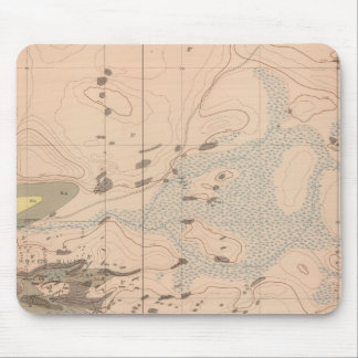 Detailed Geology Sheet XVIII Mouse Pad